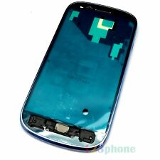 FRONT MIDDLE FRAME CHASSIS HOUSING FOR SAMSUNG GALAXY S3 MINI i8190 #BLUE