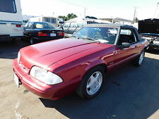Ford: Mustang 2dr Converti
