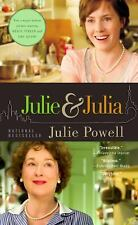 Julie and Julia: My Year of Cooking Dangerously by Julie Powell  2009, Softcover