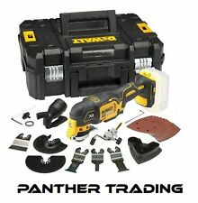 Dewalt 18V XR Brushless Oscillating Multi Tool Bare Unit & Accessories DCS355N