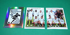 N°578-579-580 VANNES OLYMPIQUE CLUB VOC D2 PANINI FOOT 2009 FOOTBALL 2008-2009
