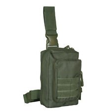 Tactical IFAK EMT EMS Drop Leg First Responder MOLLE System Pouch OD OLIVE DRAB