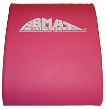 REAL ABMAT PINK WITH USER MANUAL CORE EXERCISER CROSS TRAINING FITNESS AB MAT