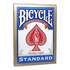 Bicycle-POKER DECK - #808 RIDER BACK BLU POKER carte da gioco