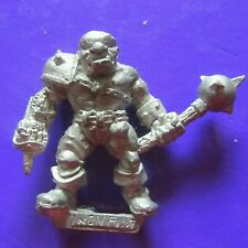 Ironhand The Mighty demi-ogre Dungeon Quête citadel gw games workshop ogres