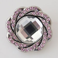 "SnapIt Snaps Button For Snap Style Bracelet Jewelry ""We Combine Shipping"""