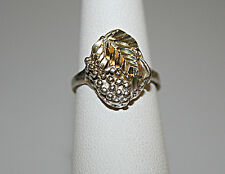 BLACK HILLS SILVER Sterling Silver Ring Size 8.5 T2 129