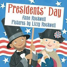 Presidents' Day by Rockwell, Anne
