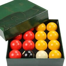 Boules de billard, Jeu billes billards 8 pool Riley 57.0 mm