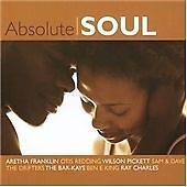 Various Artists - Absolute Soul (CD) NEW