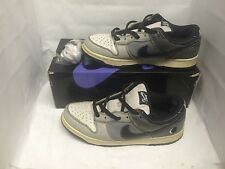 Nike SB Dunk Low Lunar West Used Size 9.5 Supreme