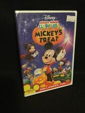 Disney Mickey Mouse Clubhouse Mickey's Treat Halloween Fun DVD BRAND NEW SEALED