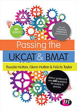 Passing The Ukcat And Bmat Hutton  Rosalie 9781473915961