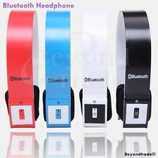 Cuffie Wireless & auricolare Bluetooth con Microfono per iPhone iPad Smart Phone delle tabelle