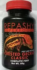 REPASHY CRESTED GECKO CLASSIC COMPLETE FOOD 85g 0643854903655
