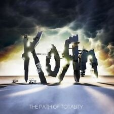 "KORN ""THE PATH OF TOTALITY"" CD NEU"