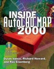 Inside AutoCAD Map 2000-ExLibrary