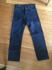 Levi's LVC Levi Strauss 1935 501 201 Suspended Buttons Size 30 Cinch Back