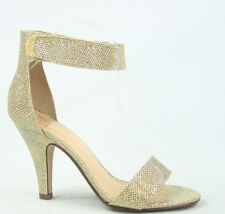 NEW Women's Sexy Ankle Strap Evening High Heel Sandal Shoes Size 5.5 - 11
