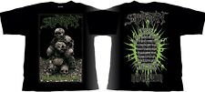 Suffocation - Disingenuous Fate For All To Suffer - T-Shirt - Größe Size S - Neu