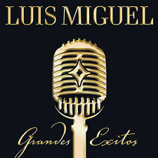 Grandes Exitos [Digipak] by Luis Miguel (CD, Nov-2005, 2 Discs, WEA Latina) NEW
