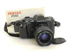 Pentax P30 35mm Film Camera + obiettivo SIGMA 35-70mm f2.8 (0398)