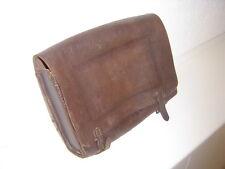 Antiker Ranzen Schulranzen Tasche Schultasche aus Leder um 1910/20