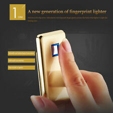 Tungsten Electric USB Rechargeable Cigarette Cigar Lighter Windproof Flameless Y