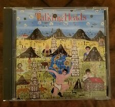 ●TALKING HEADS●LITTLE CREATURES●CD●c1985●SIRE RECORDS●32 YRS OLD●VERY COOL CD●