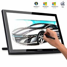 "Huion GT-190 19"" 5080LPI Digital Pen USB VGA Drawing Graphics Tablet Monitor"
