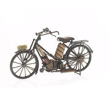 Blechfahrzeug Blech Motorrad Retro Vintage Modellmotorrad Nostalgie