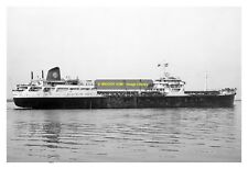 mc2913 - Shell Oil Tanker - Achatina - photo 6x4