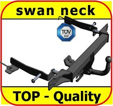 Towbar Tow Hitch Trailer Honda Accord VIII Estate 2003-2008 / swan neck Tow Bar