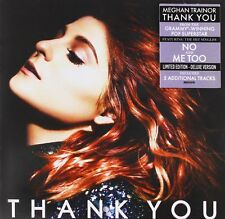 CD - EXCLUSIVE Meghan Trainor NEW Thank You DELUXE 17 TRACKS FAST SHIPPING !