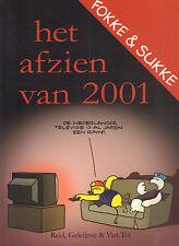 FOKKE & SUKKE - HET AFZIEN VAN 2001