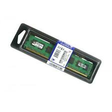 UK. NUOVO! KINGSTON 2GB PC3-10600 1333 Mhz 240 pin DIMM RAM DDR3 MEMORIA