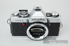 Minolta XG1 35mm SLR Film Camera Body Only