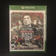 Sleeping Dogs: Definitive Edition  (Microsoft Xbox One) Brand New / Region Free