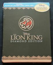 LION KING - CANADA FS VIVA METAL BOX (NOT STEELBOOK) - NEW & SEALED! * Disney