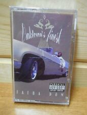 OAKTOWN'S FINEST   FATHA DOM   Cassette  New sealed