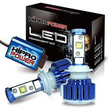 HIPRO POWER H3 40W 6000K WHITE LED FOG LIGHT KIT FOR 2004 2005 TOYOTA SIENNA