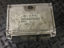 2001 VW GOLF MK4 HATCHBACK 1.4 PETROL ENGINE CONTROL ECU 036906032L 0261207189