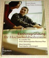 Existenzgründung für Hochschulabsolventen ~Fachbuch OVP
