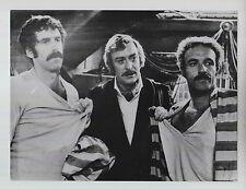 MICHAEL CAINE (Pressefoto '76) - in UND MORGEN WIRD EIN DING GEDREHT
