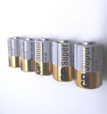 5 x GP ATTx V2 TRANSMITTER ALKALINE BATTERY FISHING GP11A GP 11A