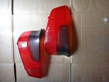 Peugeot 106 New Model Tail Lights only plastic lenses - 26001801 &26001701