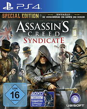 *Assassin's Creed: Syndicate*D1 Special Edition*PS4*Neu&OVP