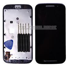 For Motorola Moto E XT 1021 XT 1025 XT 1022 LCD Touch Screen Digitizer Frame UK