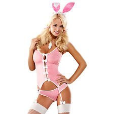 Obsessive - Bunny Costume Size S/M Erotic Costume Roleplay