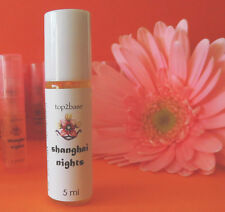 shanghai nights Parfum naturreine ätherische Öle Weingeist 5ml vegan - top2base